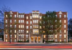 Dahlia apartment building