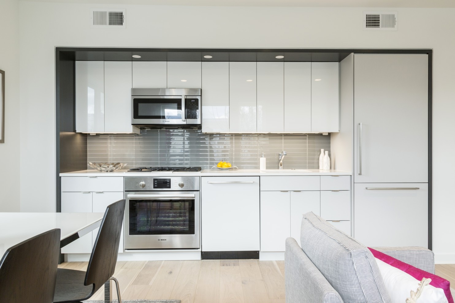 Beale House Kitchen — Benjamin C Tankersley/For The Washington Post
