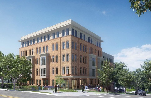 Renderings of proposed residential building in Washington, DC | MILLER